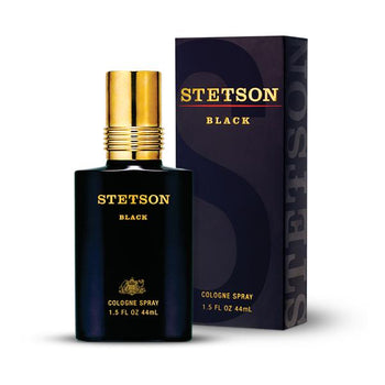 Coty Stetson Black Cologne for Men by Coty