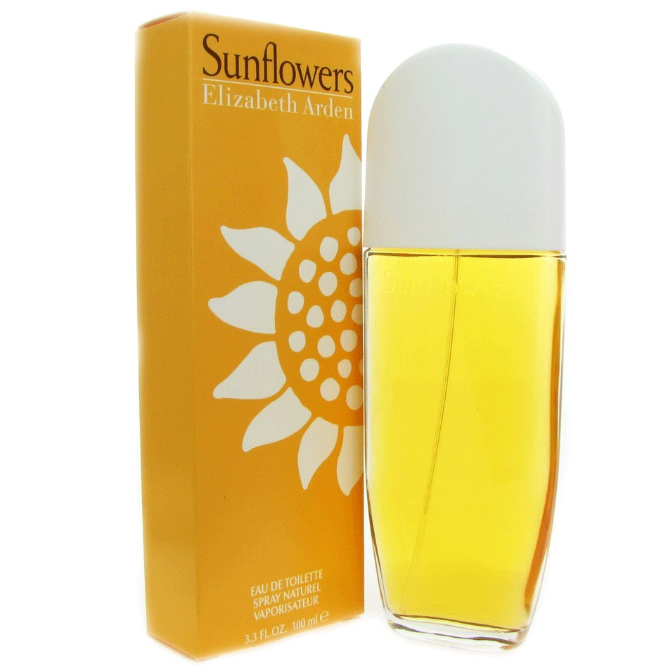 Elizabeth Arden Sunflower Perfume for Women
