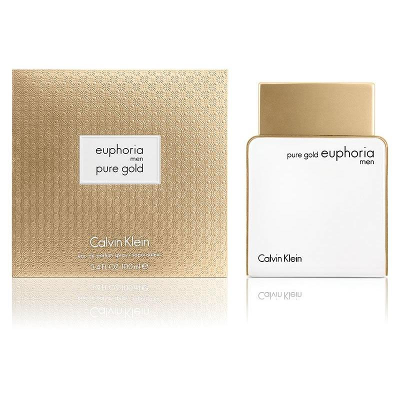 Ck Euphoria Pure Gold Edp