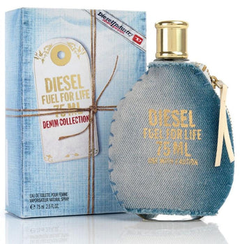 Diesel Fuel For Life Denim Cologne for Men by Diesel