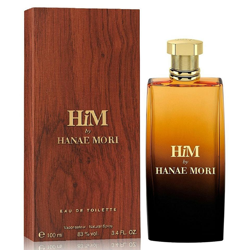 Hanae Mori Him Edt Perfume for Men