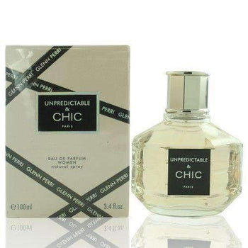 Unpredictable & Chic Perfume by Glenn Perri