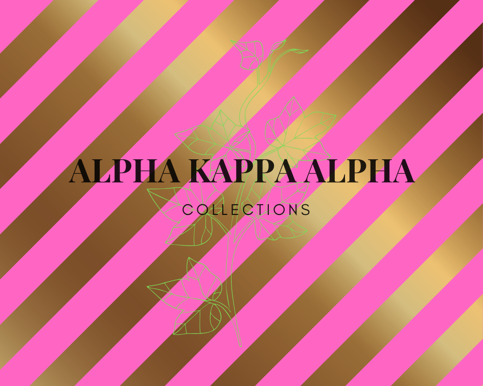 Alpha Kappa Alpha Swarovski® Collection