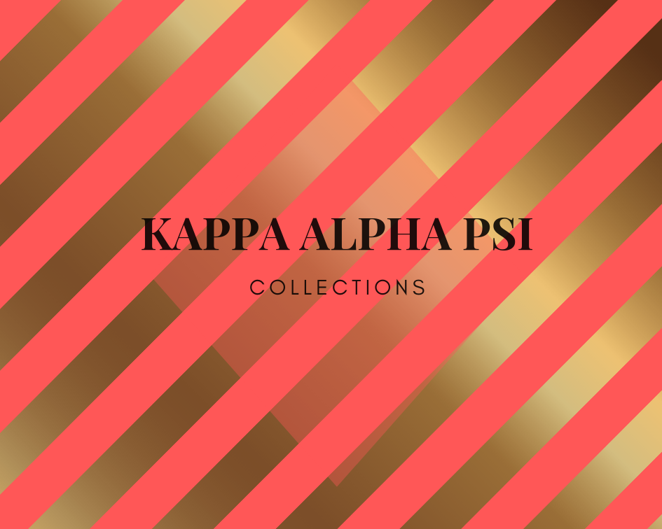 Kappa Alpha Psi Swarovski® Collection