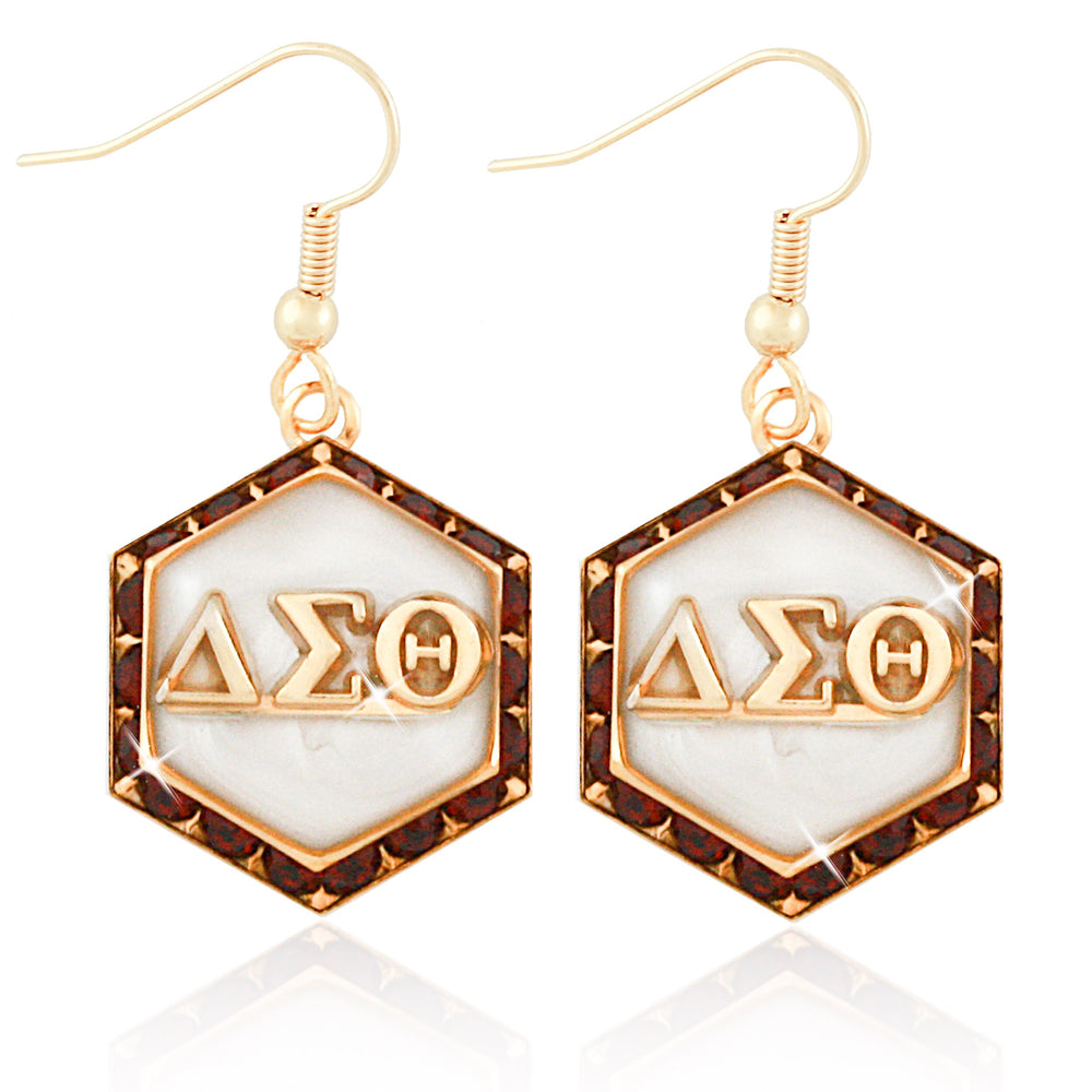 "DST Swarovski® ""Starbella"" Renaissance Earrings"