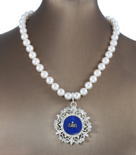 "Zeta Phi Beta Swarovski®  ""Sophisticate"" Gift Set *Limited Edition*"