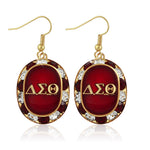 "DST Swarovski® ""Opulent"" Renaissance Earrings"
