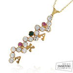 AKA Swarovski® Crystallized Elegance Necklace