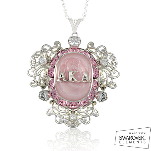 "AKA Swarovski® ""Vintage Royalty"" Necklace"