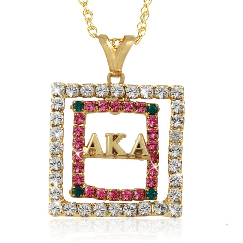 "AKA Swarovski® ""Cubic Excellence"" Necklace"