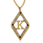 Kappa Swarovski® Grand III Medallion