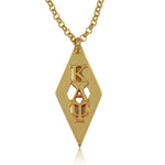 Kappa Swarovski® Diamond Medallion