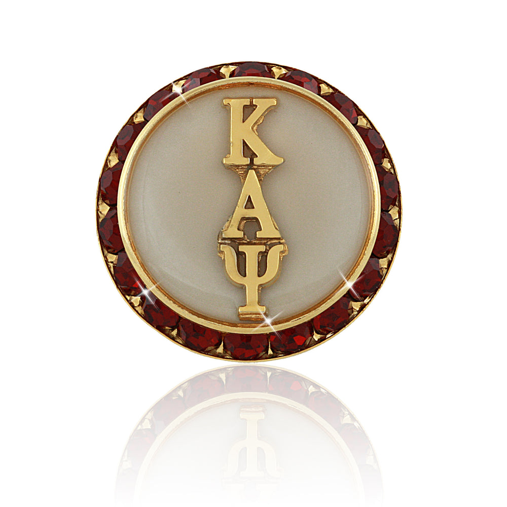 "Kappa Swarovski® ""Commemorative"" Lapel Pin"