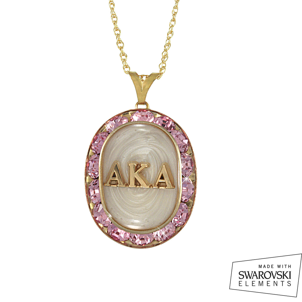 AKA Swarovski® Grand Necklace