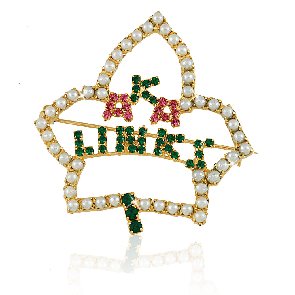 Links Swarovski® + AKA Fusion Pin