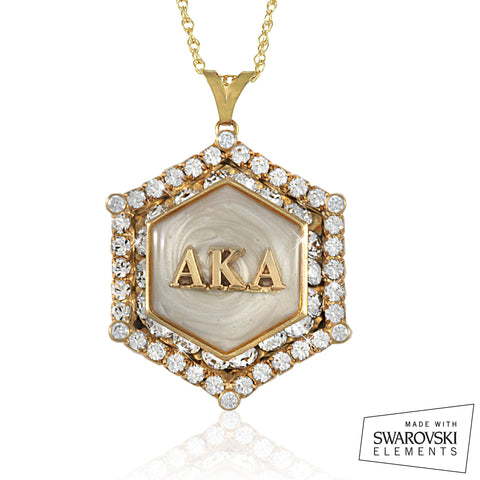 AKA Swarovski® Marbella Luminous Necklace