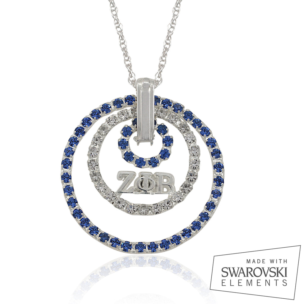 "Zeta Swarovski® ""Pristine"" Necklace"