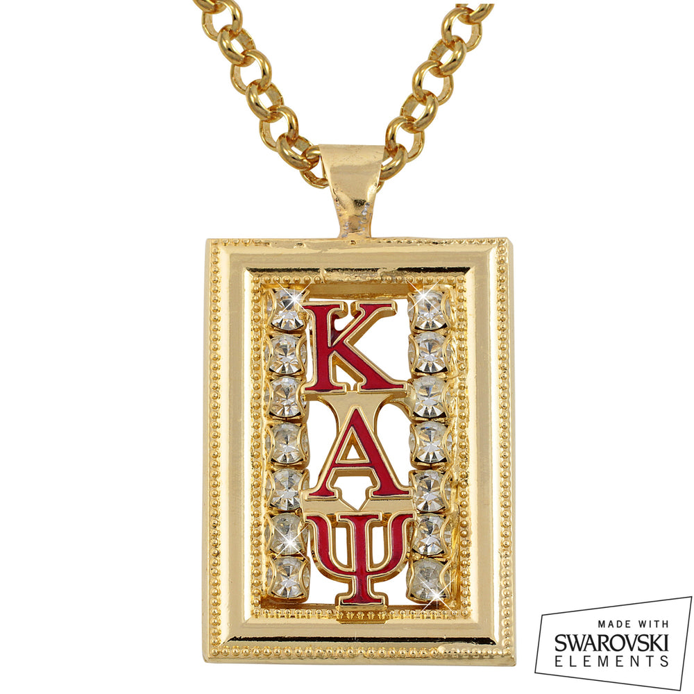 "Kappa Swarovski® ""The Kings"" Edition ""1""  Medallion"