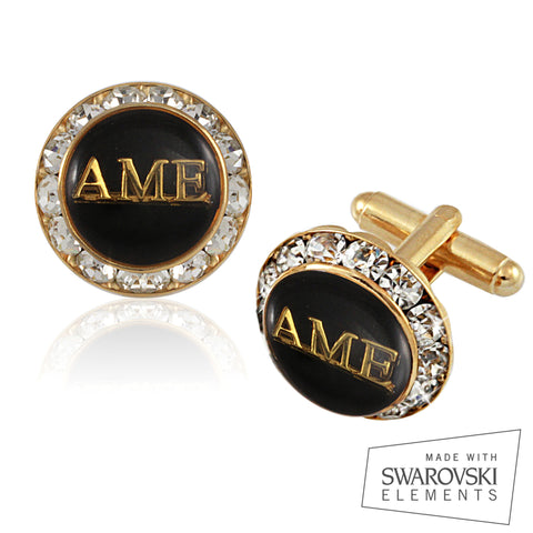 "AME ""Magnificent""  Swarovski®  Cufflinks"