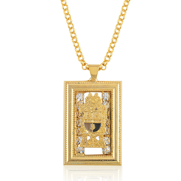 "Alpha Phi Alpha Swarovski® ""Sophisticated"" Medallion"
