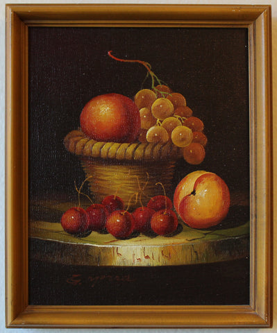 Fruit in Basket