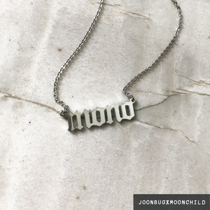 Playlist Necklace