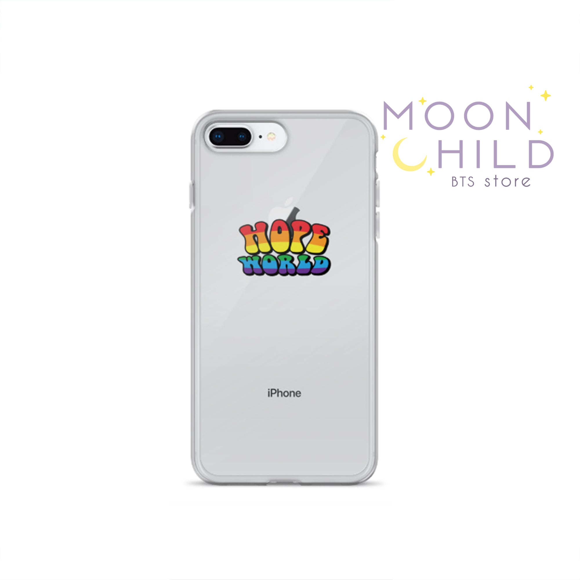 Hope & Pride iPhone Case