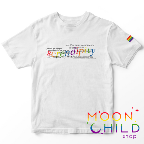 Answer : Serendipity T-Shirt
