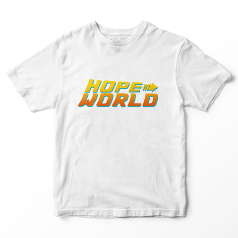 Back To My HOPE WORLD T-Shirt