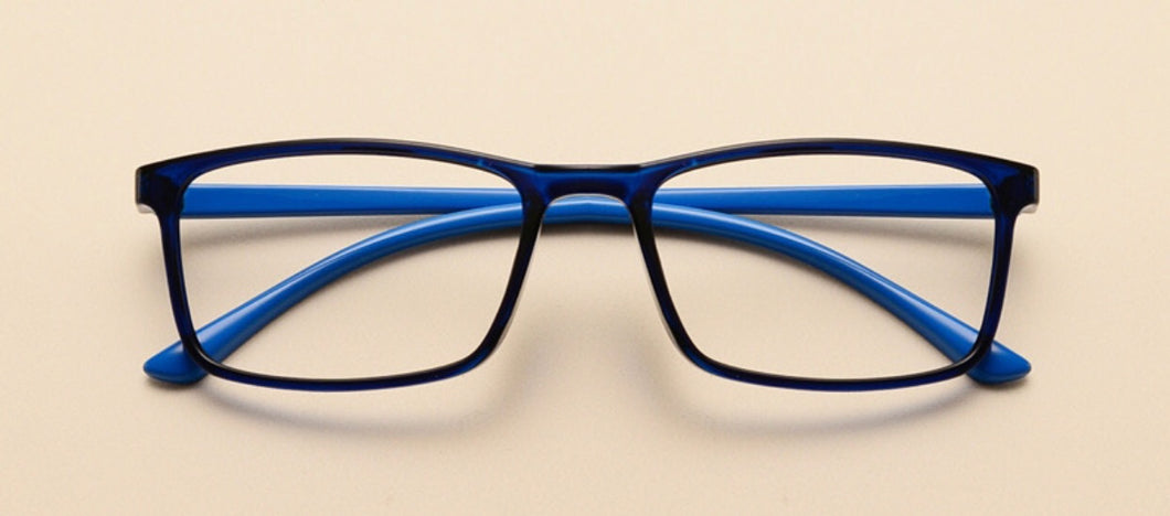 BUSINESS MEN - Blue - Anti Blue Light Glasses - Tony-Toni.Com