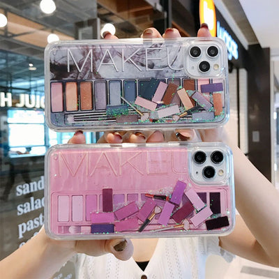 Eye Shadow Make Up Case For iPhone