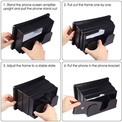 Incredible 3D Phone Screen Magnifier (50% Off Sale Ends Today!)