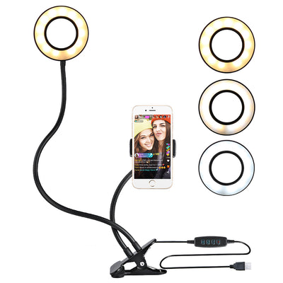 LED Ring Mobile Holder - GRemote