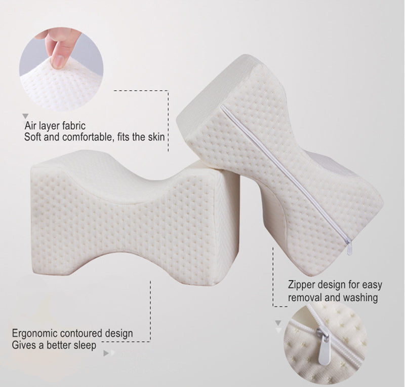 Neck&Knee Pillow Sleeper Leg Pad - GRemote