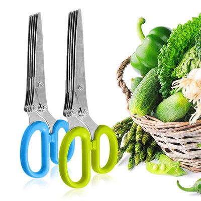 Stainless Steel Vegetable Scissors - GRemote