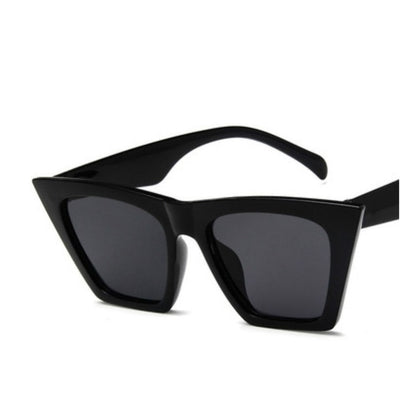 Cat Eyes Square Sunglasses - GRemote