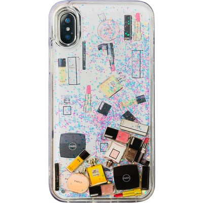 Makeup Cosmetic Quicksand Case for iPhone