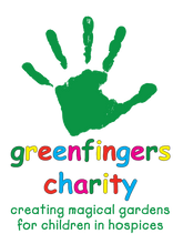 Load image into Gallery viewer, Greenfingers Charity logo