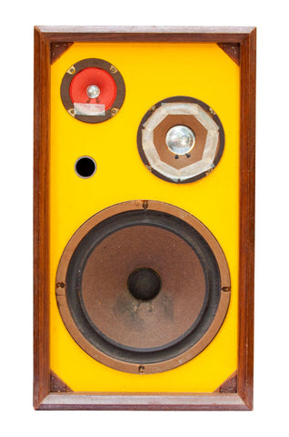 Old School Speakers - Variant Images