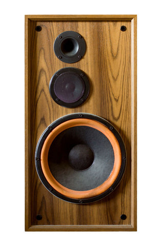 Wood Grain Speaker