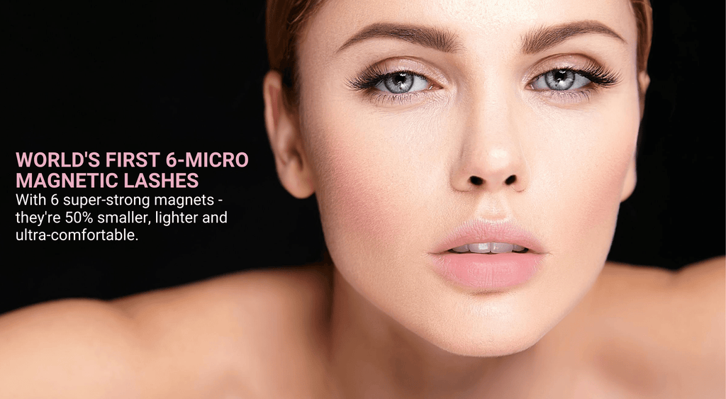 best and top rated 6 micro magnetic eyelashes in australia with 5 star reviews - Youthphoria