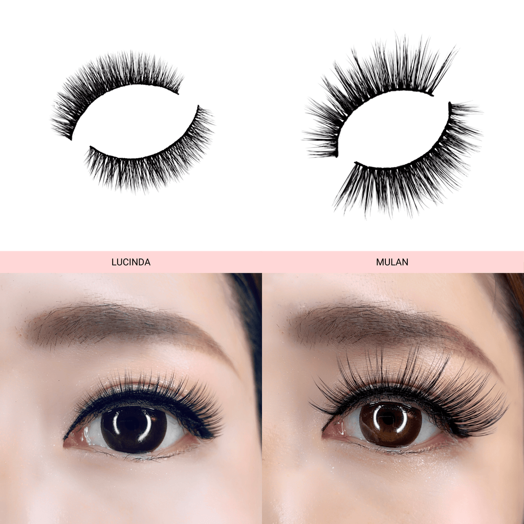 DOUBLE MAGNETIC LASH & LINER KIT