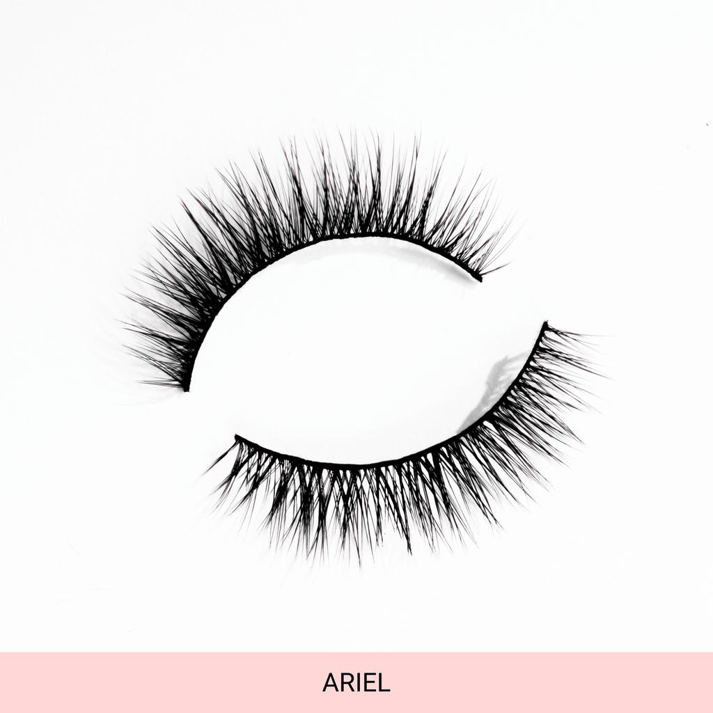 magnetic eyelashes - ariel