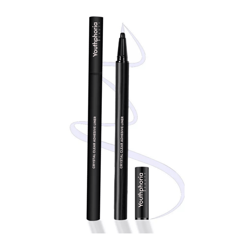 CLEAR MAGNETIC EYELINER PEN - YOUTHPHORIA AUSTRALIA - ADHESIVE BASED