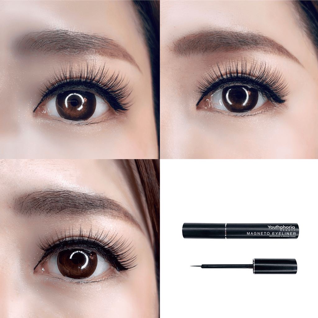 false magnetic eyelash extensions - Classic Beauty Youthphoria