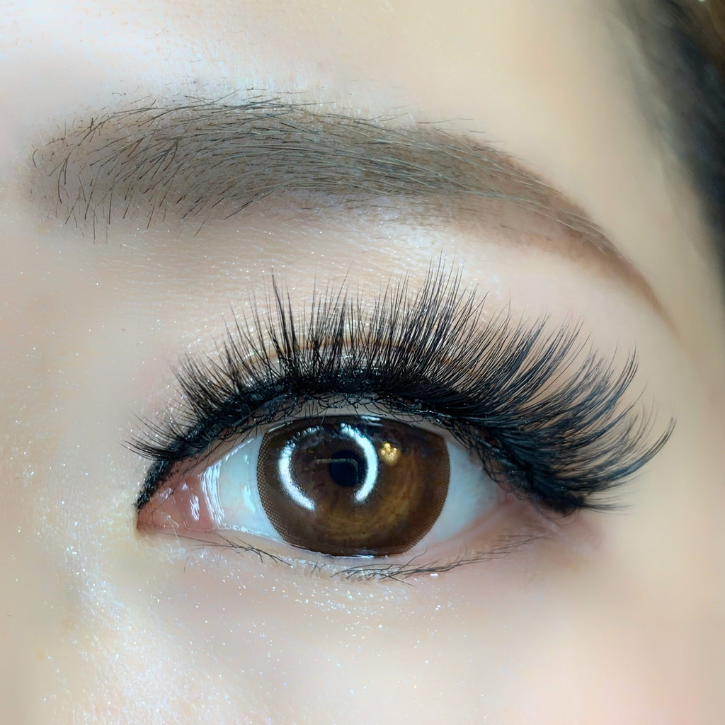 Crystal magnetic eyelash extensions australia