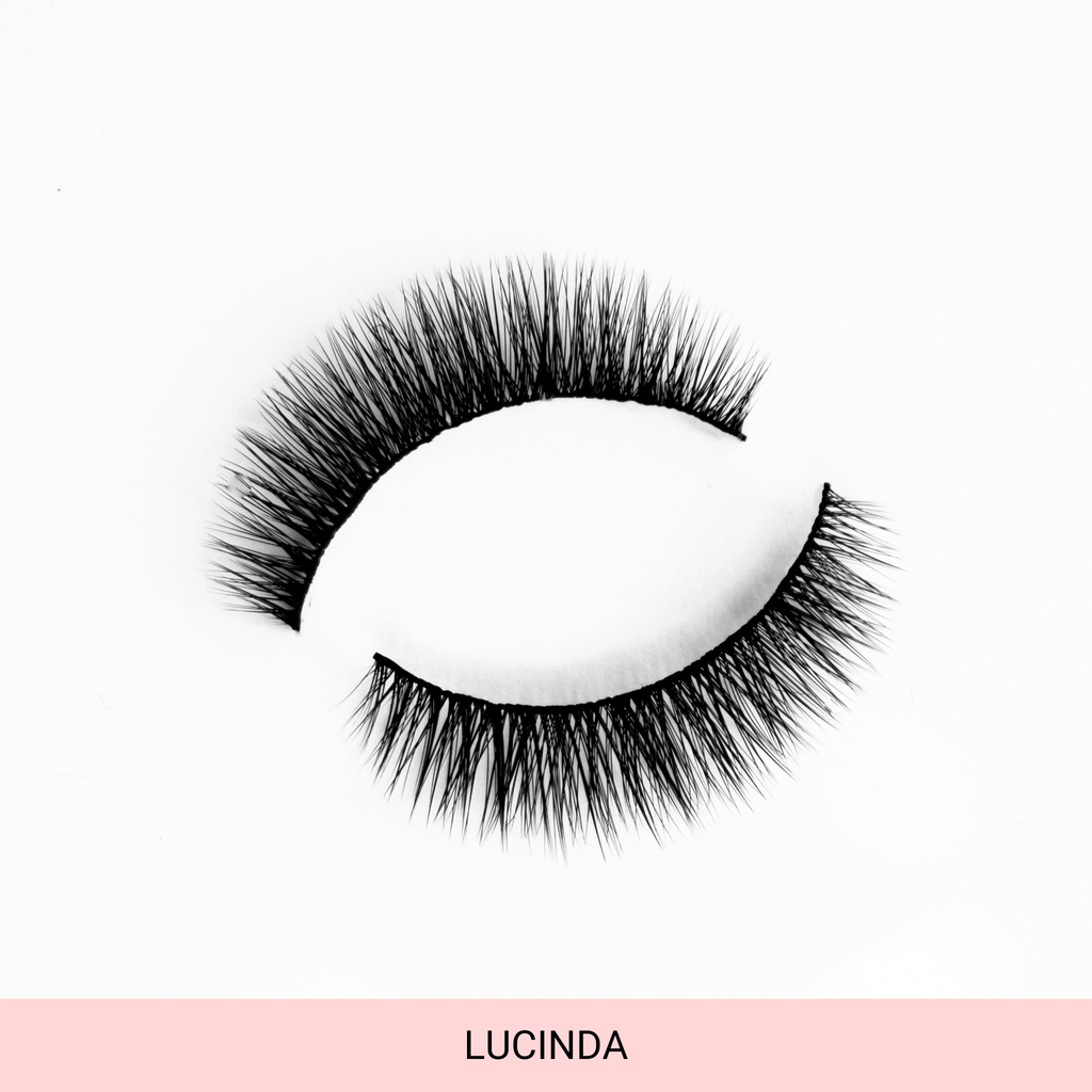 magnetic eyelashes - Lucinda