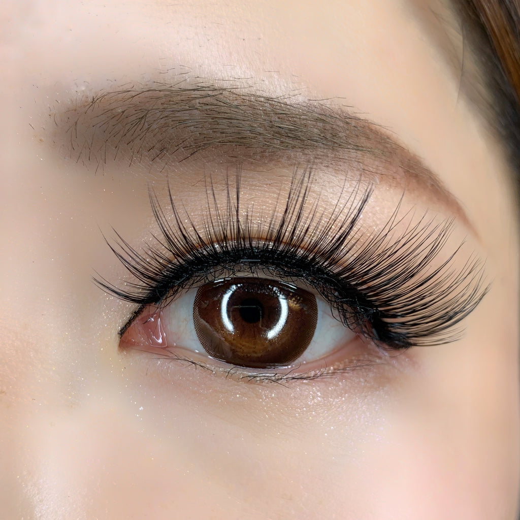 best glam magnetic eyelash Australia - mulan