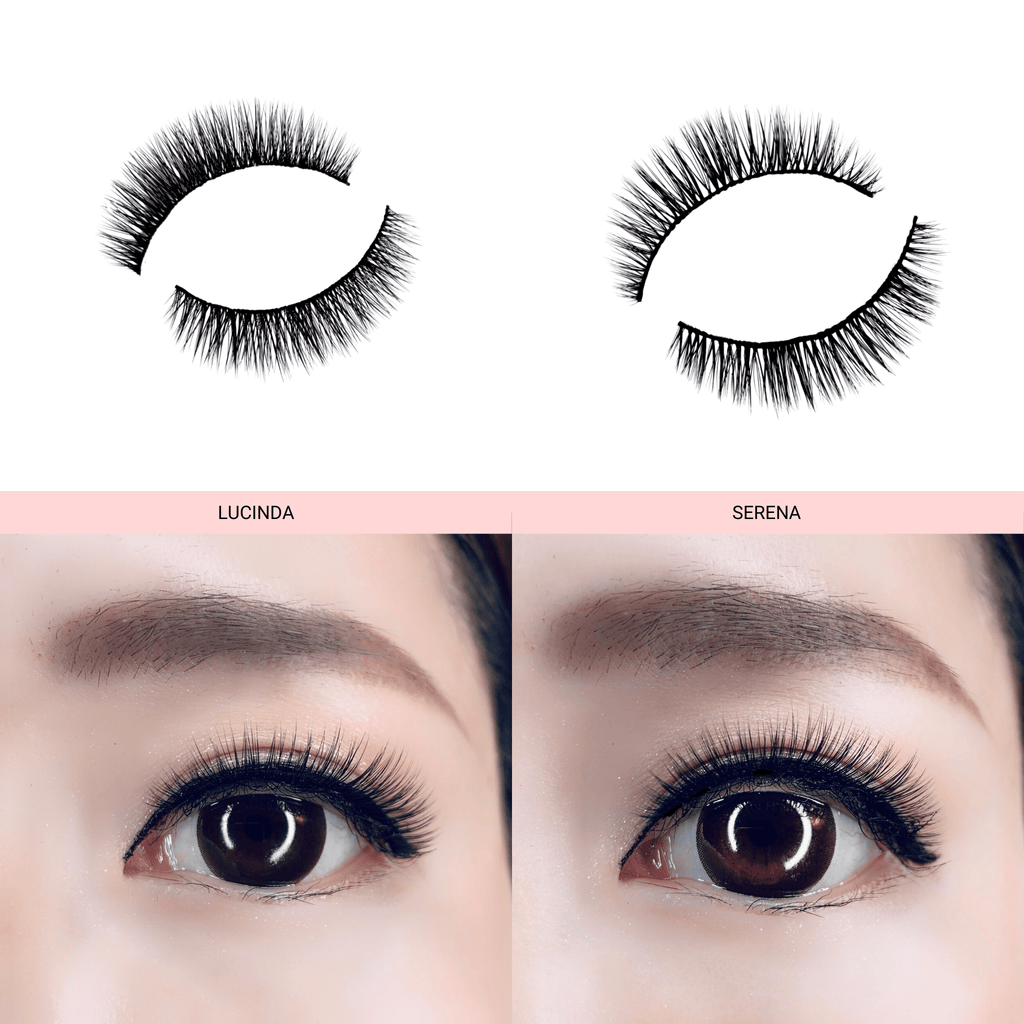 weightless Magnetic Eyelashes - Princess Power Youthphoria