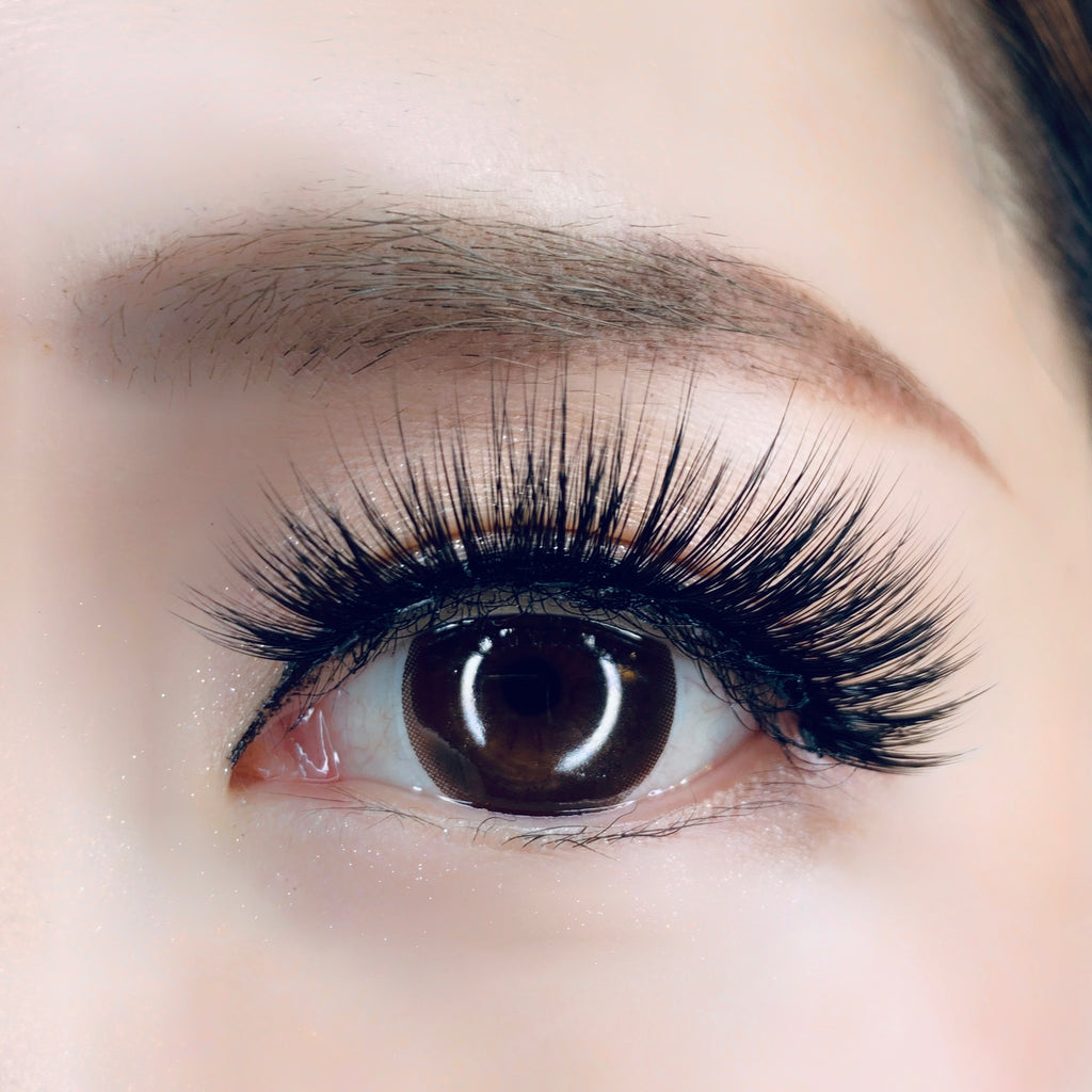 glam magnetic doll eye lashes Australia